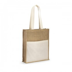 Jute bag 240g / m2 with 65cm handles