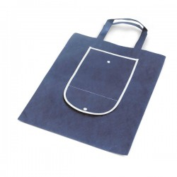 Bags Non Woven Fabric 80g / m2 Foldable Handles 38cm