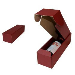 Bottle Box for Wine