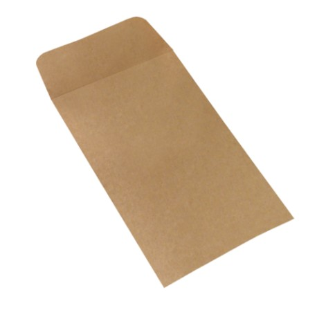 Adhesive paper envelopes