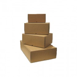 Standard double ribbed boxes